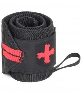 Opaski nadgarstkowe Red Line Wrist Wraps